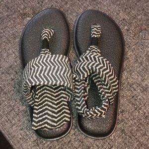 Sanuk Wrap Sandal